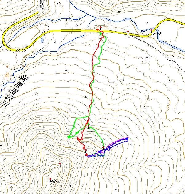 今シーズン3度目の札幌タケノコ山 2020.3.14