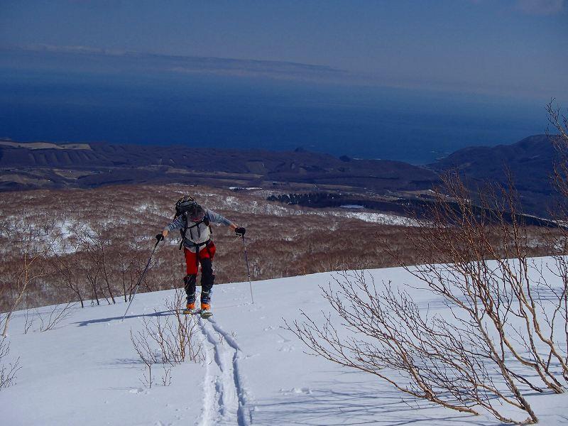 4月12日 積丹岳