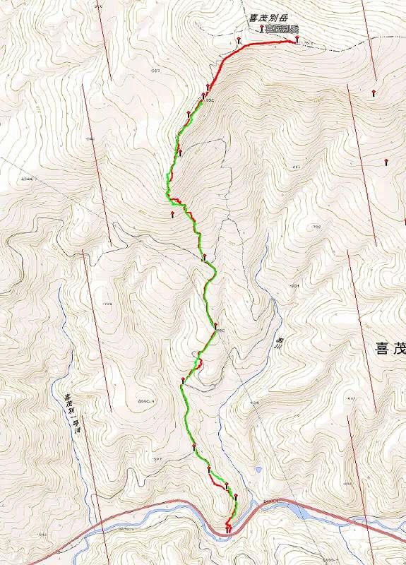 新春初滑り・超厳しい寒さの喜茂別岳 2021.1.2